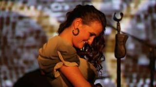Рут Колева пее на живо по BBC London