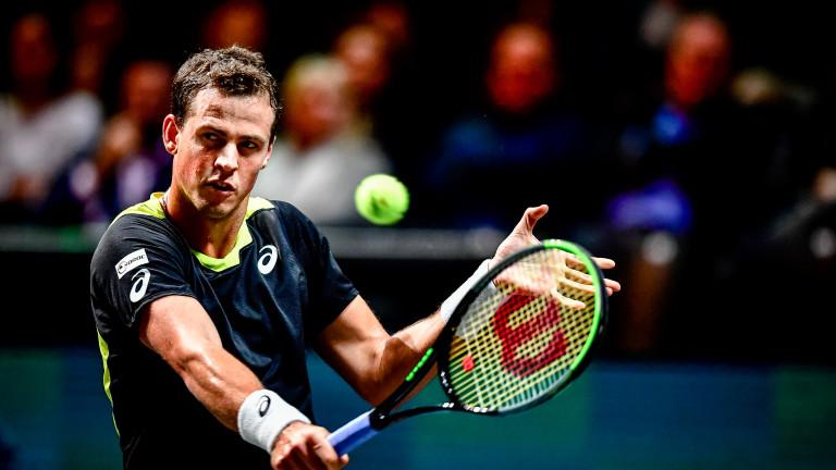 Канадският тенисист Вашек Поспишил реагира остро на новината, че от