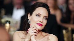 Има ли любов за Анджелина след Брад Пит