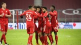 Байерн (Мюнхен) обърна предпоследния от 0:2, вкара 5 гола и отново е над всички в Германия