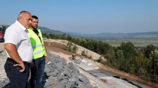 """До дни започва строителството на АМ """"Хемус"""" от Белокопитово до Търговище"""