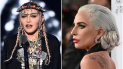 Заровиха ли томахавката Мадона и Лейди Гага