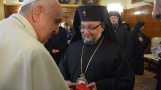 Митрополит Киприан: Посещението на папа Франциск премина позитивно и за двете страни