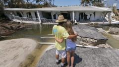 """12 станаха жертвите на урагана """"Ирма"""" във Флорида"""