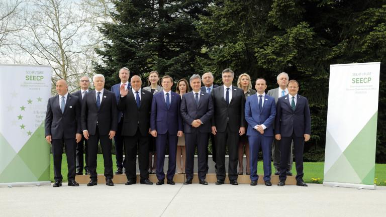 Държавите от Западните Балкани нямат друга алтернатива освен европейската перспектива.