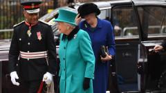 Кралицата обяснява на британските политици да спрат с кавгите за Брекзит