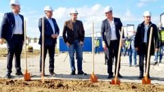 Започна строежът на жилищен комплекс за 60 млн. лв. в София