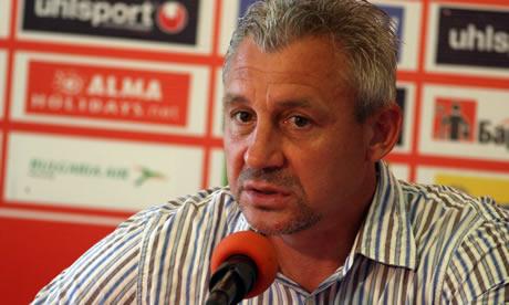 Павел Дочев напусна ЦСКА