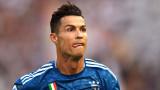 Роналдо няма да присъства на церемонията за Златната топка