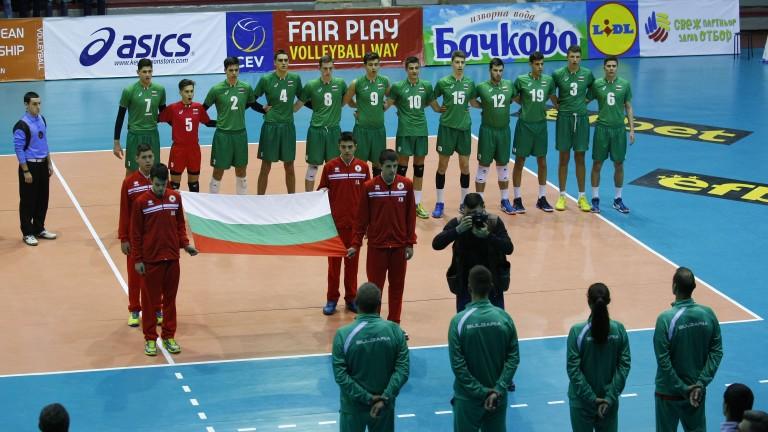 Снимка: България с два волейболни отбора на Младежкия олимпийски европейски фестивал в Баку