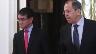 Москва и Токио все още с големи различия в преговорите за мирен договор