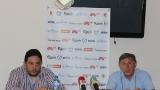 """Президентът на Тенис Европа оцени високо """"Младежта в действие"""""""