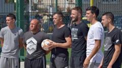 Локомотив (Пловдив) се включи в благотворителна инициатива