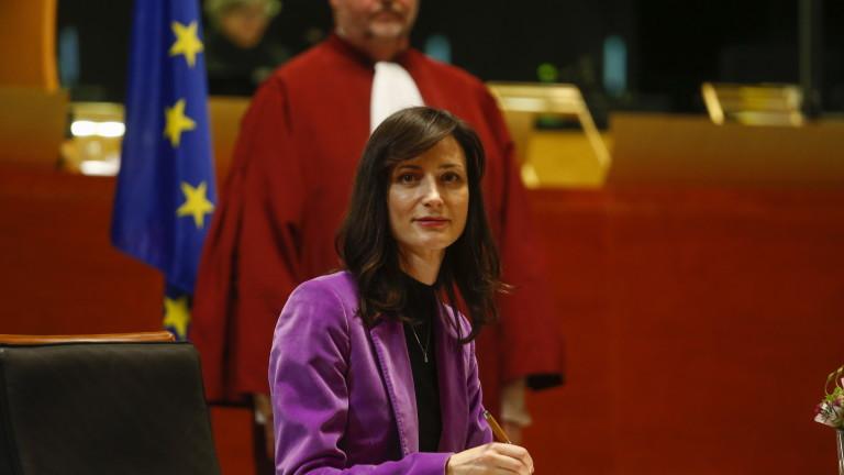 Мария Габриел застана зад Тунберг: Не се полагат достатъчно усилия в борбата с климатичната криза