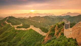 Част от Великата китайска стена не е била построена за война, а за контрол на населението