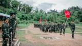 Хунтата в Мианмар обяви примирие през юни