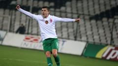 Тонислав Йорданов с първа тренировка в Арда