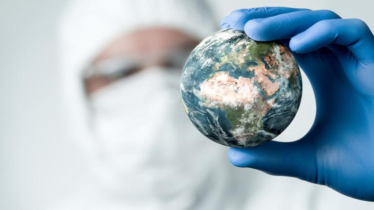 Светът спря заради коронавируса