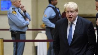 Великобритания доволна от предложението на Тръмп за търговско споразумение