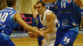 Левски разби Спартак (Пл) в Балканската лига