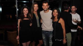 Григор Димитров се включи в партито на играчите преди Miami Open
