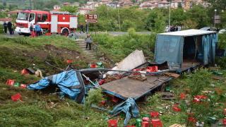 В Кърджали плашат с блокада, ако не забранят на тировете да минават през града