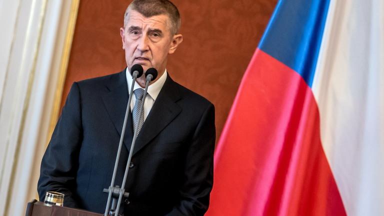 Президентът на Чехия назначи второто правителство на премиера Андрей Бабиш