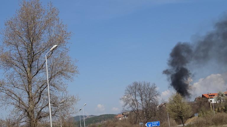Екоинспекцията с изненадващи проверки за горене на опасни отпадъци в Пловдив