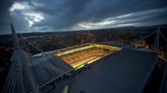 """Великолепният """"Принсипалити"""" стана поредният стадион, превърнат в полева болница"""