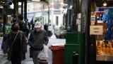 Безработицата във Великобритания се увеличи за първи път от блокадата през март