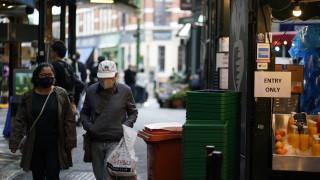Между 5% и 7% от хората в Англия имат или са имали коронавирус