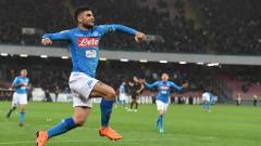 """Победа номер четири за Наполи, """"партенопеите"""" се изравниха с Ювентус на върха в Серия """"А"""""""