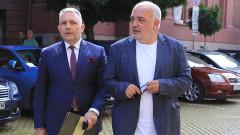 """Хаджигенов и Бабикян регистрират """"Ние идваме"""" като сдружение с нестопанска цел"""