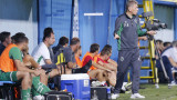 Пауло Аутуори: Поздравявам футболистите си, както и вратаря на съперника за уменията му