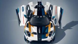 Новото чудовище на Ford за $1,2 милиона, което не може да карате по улиците