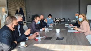 Николова пред БХРА: Браншът ще продължи да се подпомага
