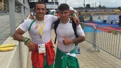 България с двама финалисти на европейското първенство по кану-каяк U23 в Чехия
