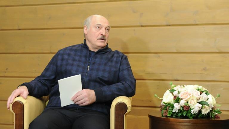 Лукашенко посочи следващия президент на Беларус