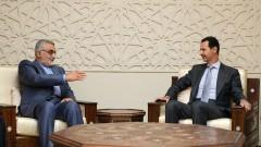 Асад: Агресията на Запада засилва решимостта на сирийците