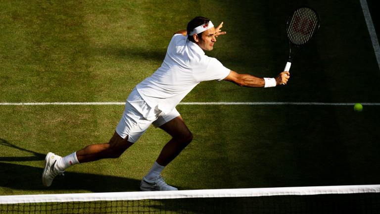 Роджър Федерер изигра перфектен мач и победи Рафаел Надал в