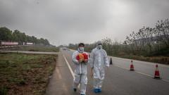 Нови случаи на коронавирус в Китай
