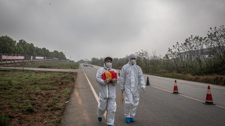 Националната здравна комисия на Китай съобщи за нови случаи на