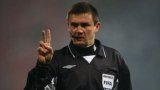 Рефер-карък за Левски срещу Марибор