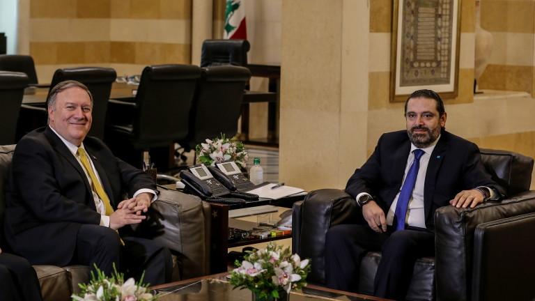 """САЩ скочиха: """"Хизбула"""" ограбва Ливан"""