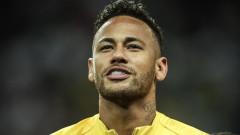 Неймар: Горд съм, че ще играя за Бразилия!