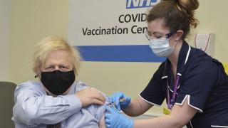Борис Джонсън: ЕС не иска да блокира износа на ваксини