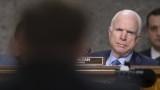 Джон Маккейн има злокачествен мозъчен тумор