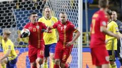 Гол на Кешеру не се оказа достатъчен за Румъния, Швеция с важен успех над северните ни съседи