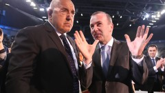 Бойко Борисов увери Вебер, че намеренията за правителство са сериозни