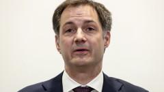 Белгия въведе 4-седмична частична блокада